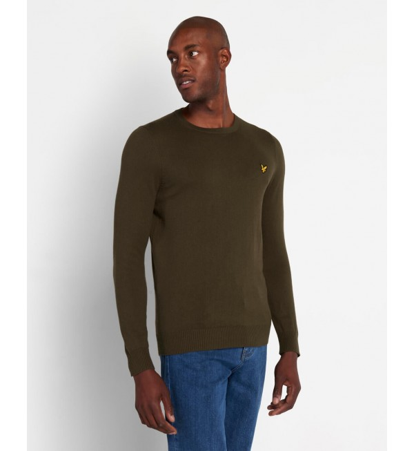 Jersey con cuello redondo L&S