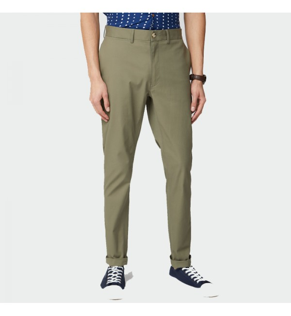Pantalón chino corte pitillo